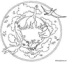 Mandala Dieren Kleurplaat 751904 Kleurplaat