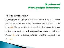 how to manage your writings iuml structure of effective academic 7 what