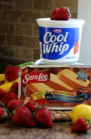 Strawberry Lemon Pound Cake Trifle Cozy Country Living