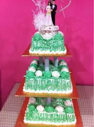 My Sweet Touch Wedding Cake 3 Tingkat