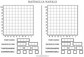 Gioco Battaglia Navale Mamma E Bambini