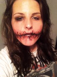 creepy ragdoll makeup