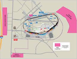 Talladega Tri Oval Tower Seating Chart Maps Talladega Superspeedway