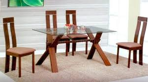 medium size of 6 seater wooden dining table glass top for kitchen scenic fo round