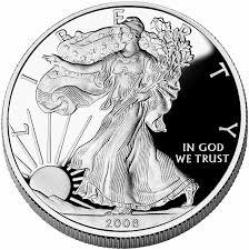 2008 silver coin