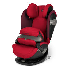 <b>Автокресло Cybex Pallas S-Fix</b> FE Ferrari Racing Red — купить в ...
