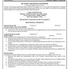 Quality Assurance Auditor Sample Resume Quality Assurance Auditor Sample Resume Danayaus 13