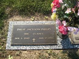 Philip Jackson Phelps (1940-1992) - Find A Grave Memorial