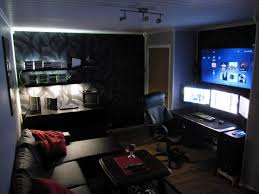 man cave office ideas. 47 epic video game room decoration ideas for 2017 man cave office