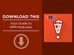 Tell Wait Npr 'wait Extra 't Me Podcast ' The Don Guide WP4gg1q