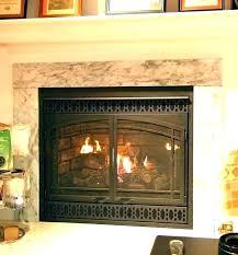 ventless fireplace insert gas inserts fabulous propane with blower
