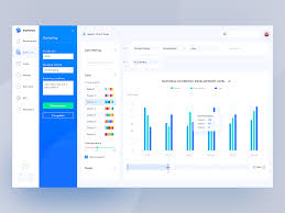 Web Dashboard Ui Design Best Web Design Inspiration Dashboards 15 Tmdesign