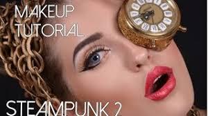 makeup tutorial steunk glitter makeu 2 years ago