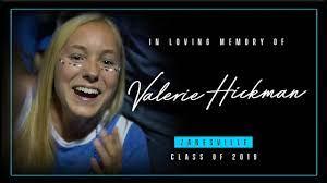Memorial Tribute Video For Valerie Hickman - YouTube