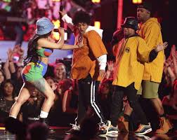 matt sayles invision apbruno marsperforming with cardi b at the 60th annual grammy awards at madison square garden in new york
