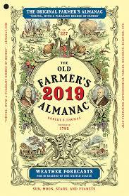 farmers almanac gardening calendar.  Calendar 2019 Old Farmeru0027s Almanac 60Copy Floor Display On Farmers Almanac Gardening Calendar L