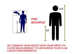 33 Skillful Junior Golf Club Sizing Chart