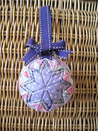 No Sew Quilted Star Homemade Christmas Ornament ... & No Sew Quilted Star Homemade Christmas Ornament Adamdwight.com