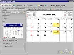Calendar Creator For Windows 10 Download Free Custom Calendar Maker Custom Calendar Maker 1 0 Download