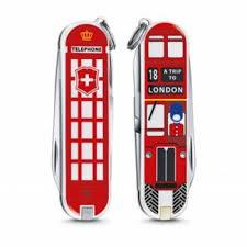 Нож складной, <b>мультитул Victorinox Classic LE</b> A Trip to London ...