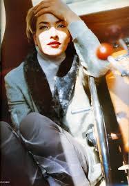 "UK Vogue October 1991 ""Great Good Buys: 'First-Class Overcoat'"" Model:  Tatjana Patitz Photographer: Javier Vallhonrat S… in 2020 | Tatjana patitz,  Vogue uk, 90s supermodels"