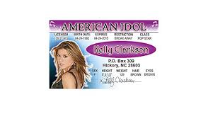 Nroidk Signs Fun 's Driver License 's com Kelly Amazon 4 Clarkson 7IqAAa