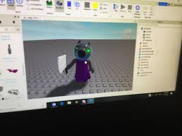 A Wendy wolf skin I made(Let me know if flair wrong) : RobloxPiggy