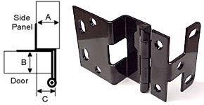 270 degree door hinge. rpc-374-1d 270 degree door hinge
