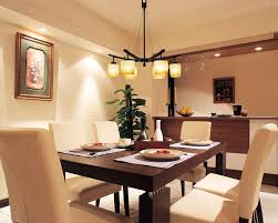 surprising small chandelier shades in the dining room with modern furniture and a chandelier hanging