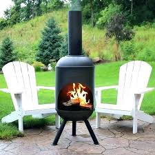 black fire pit black steel outdoor wood burning backyard fire pit 5 foot on deck black black fire pit