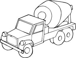 free printable construction equipment coloring pages const