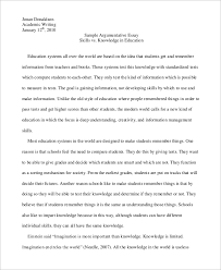 sample essay documents in pdf argumentative essay sample