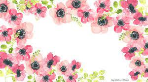 Pastel Floral Desktop Wallpapers - Top ...