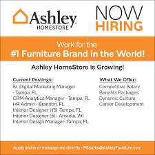 Ashley Furniture Store line Application