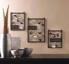 Metal Wall Decorations For Living Room Living Room Live Laugh Love Wall Decor Walmart Live Laugh Love