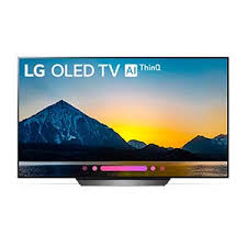 LG 55 inch 4K HDR OLED Smart TV OLED55B8PUA Rent to Own TVs - 4K, OLED, LED \u0026 1080p from Top Brands