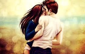 Love Couple Kiss Hd Wallpaper Download