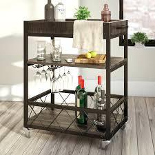 bar cart cheap ideas