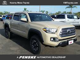2017 New Toyota Tacoma TRD Off Road Double Cab 5' Bed V6 4x2 ...