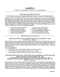 Resume Format For Sales Executive Senior Sales Executive Resume Examples Objectives Sales Resume 1