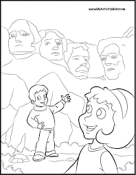 Small Picture Presidents Day Coloring Pages fablesfromthefriendscom