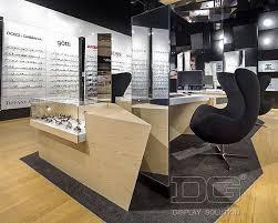 Optical Display Stands OP100 High End Wood Optical Display FurnitureGuangzhou Dinggui 58