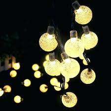 Solar String Lights Home Depot Delectable Solar Powered Outdoor String Lights Home Depot Outdoor String Lights