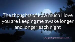 Goodnight I Love You Quotes Interesting Best 48 Unique Love And Romantic Good Night Quotes For Her