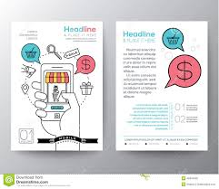 brochure flyer design layout template digital marketing brochure flyer design layout template digital marketing concept