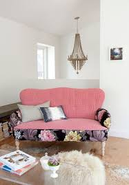 clear glass pendant living room contemporary decorating. Living Rooms:Contemporary Pink Room With White Sofa And  Cushions Also Glass Coffee Clear Glass Pendant Living Room Contemporary Decorating