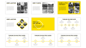 Slide Desigh Strive A Beautiful Powerpoint Template That Inspires