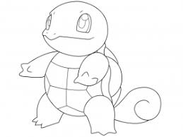 Small Picture Printable 14 Pokemon Coloring Pages Squirtle 3378 Pokemon