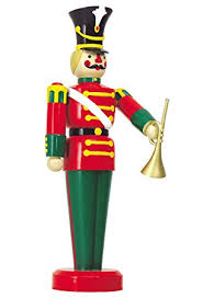... Wondrous Large Toy Soldier Christmas Decoration Exquisite Amazon Com  Life Size With Trumpet Outdoor ...