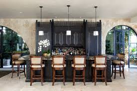 Dining Room And Bar Design 18 Seductive Mediterranean Home Bar Designs For Leisure In